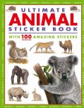Ultimate Animal Sticker Book (Paperback)