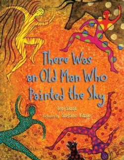 There Was an Old Man Who Painted the Sky (Hardcover)