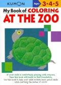 My Book of Coloring at the Zoo (Paperback)