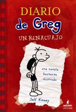 Diario de Greg / Diary of a Wimpy Kid (Hardcover)