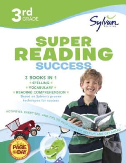 Third Grade Super Reading Success (Paperback)