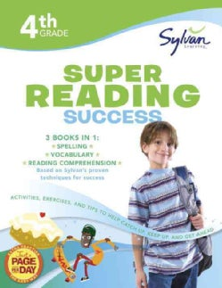 Fourth Grade Super Reading Success (Paperback)