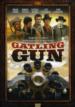 The Gatling Gun (DVD)