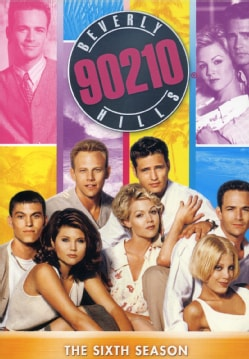 Beverly Hills, 90210: The Sixth Season (DVD)