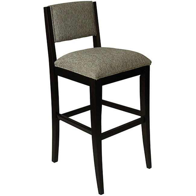 Soho Bistro Espresso Chair (set of two)