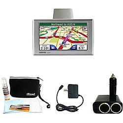 Garmin Nuvi 650 GPS Navigation Kit (Refurbished)