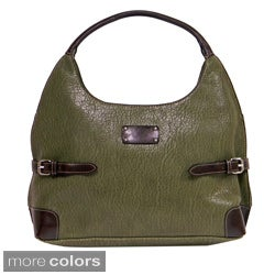 Rina Rich Bucket Handbag