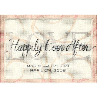 Dimensions 'Happily Ever After' Cross Stitch Kit