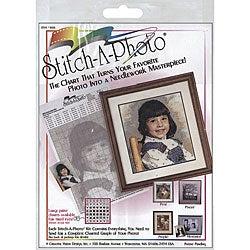 Stitch-A-Photo Cross Stitch Mail-in Chart Kit
