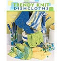 Leisure Arts 'Trendy Knit Dishcloths' Craft Book