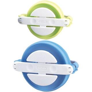 Clover Blue/Green/White Large Pom-Pom Maker for Crafts/Embellishments