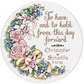 'To Have and to Hold' Counted Cross Stitch Kit