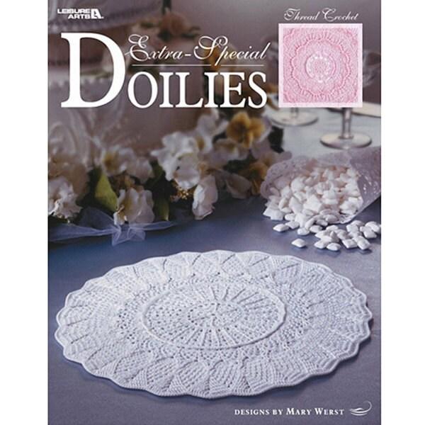 'Extra-Special Doilies' Book