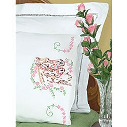 Mare and Colt Stamped Pillowcases (Set of 2)