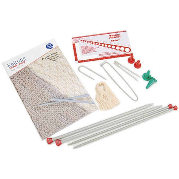 Knitting Made Easy Learning Kit