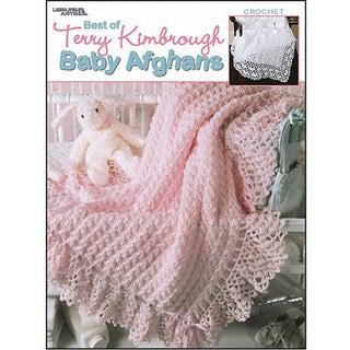 Leisure Arts 'Terry Kimbrough Baby Afghans' Book