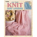 Leisure Arts 'Our Best Knit Baby Afghans' Book