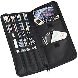 Art Bin Hook and Needle Case