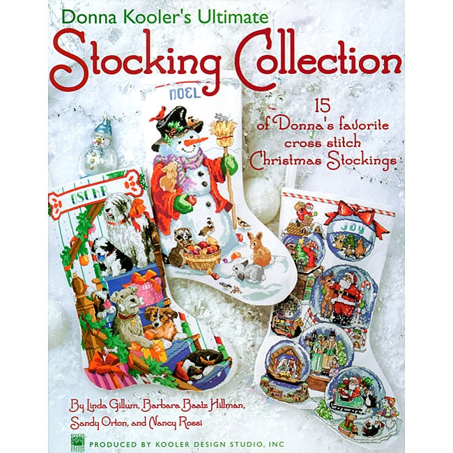 Leisure Arts 'Stocking Collection' Book
