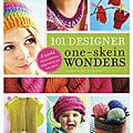 Storey Publishing 'One-Skein Wonders' Book