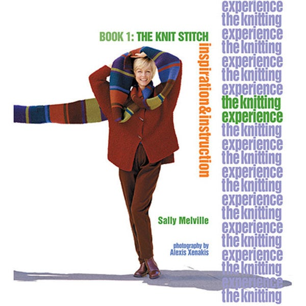 XRX Books 'The Knitting Experience: Book 1'