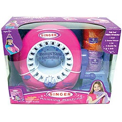 Singer Kid's Pink Knitting Machine