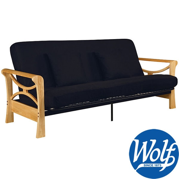 Serta Naples Complete Futon Package