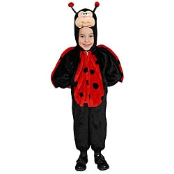 Cute Little Ladybug Children's Costume