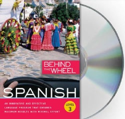 Behind the Wheel Spanish: Level 3 (CD-Audio)