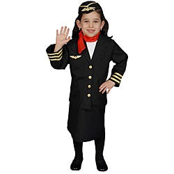Flight Attendant Costume