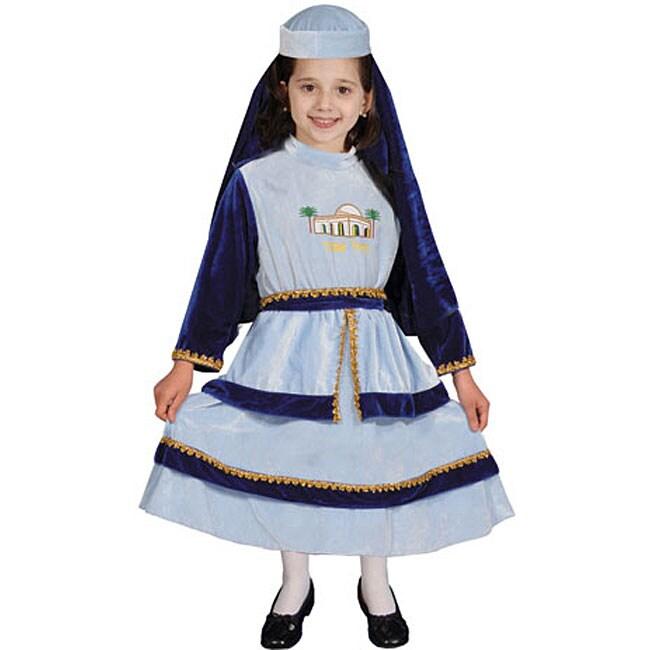 Jewish Mother Rachel Girl Costume Overstock