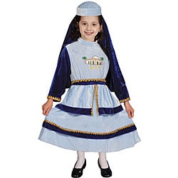 Jewish Mother Rachel Girl's Costume