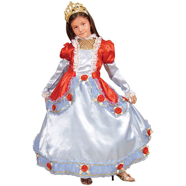 Deluxe Venice Princess Costume