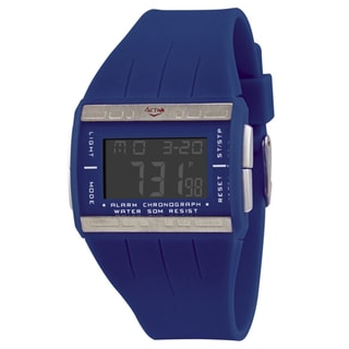 Activa by Invicta Women's Digital Blue Watch