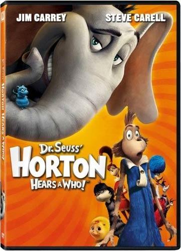 Dr. Seuss' Horton Hears a Who! (DVD)