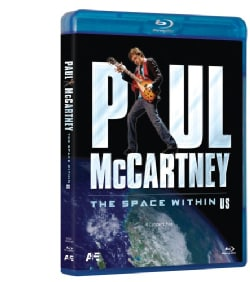 Paul McCartney: The Space Within US (Blu-ray Disc)