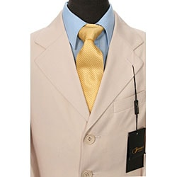 Ferrecci 3-button Big Boys Suit