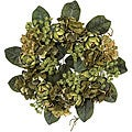 Artichoke Silk Floral Wreath