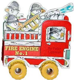 Fire Engine No. 1 (Board book)