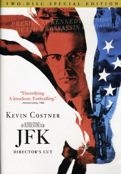 JFK: Special Edition Director's Cut (DVD)