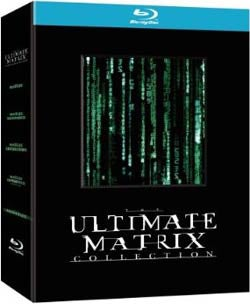 The Ultimate Matrix Collection (Blu-ray Disc)