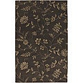 Hand-tufted Transitional MandaraArea Rug (7'9 x 10'6