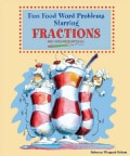 Fun Food Word Problems Starring Fractions (Hardcover)