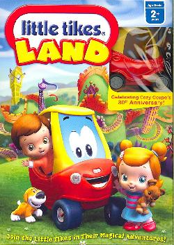 Little Tikes Land (DVD)