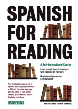 Spanish for Reading: A Self-Instructional Course (Paperback)