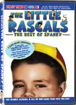 The Little Rascals: Best of Spanky (DVD)