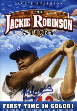 The Jackie Robinson Story (DVD)