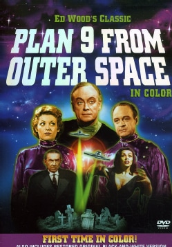 Plan 9 From Outer Space (DVD)
