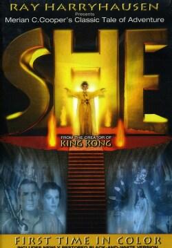 She (DVD)