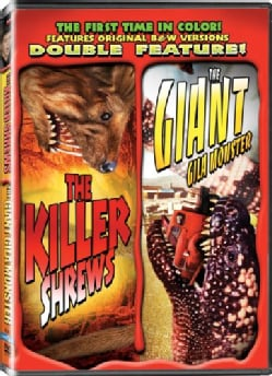 The Giant Gila Monster/The Killer Shrews (DVD)